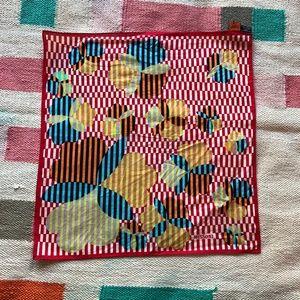 Missoni cotton handkerchief cotton sqaure scarf